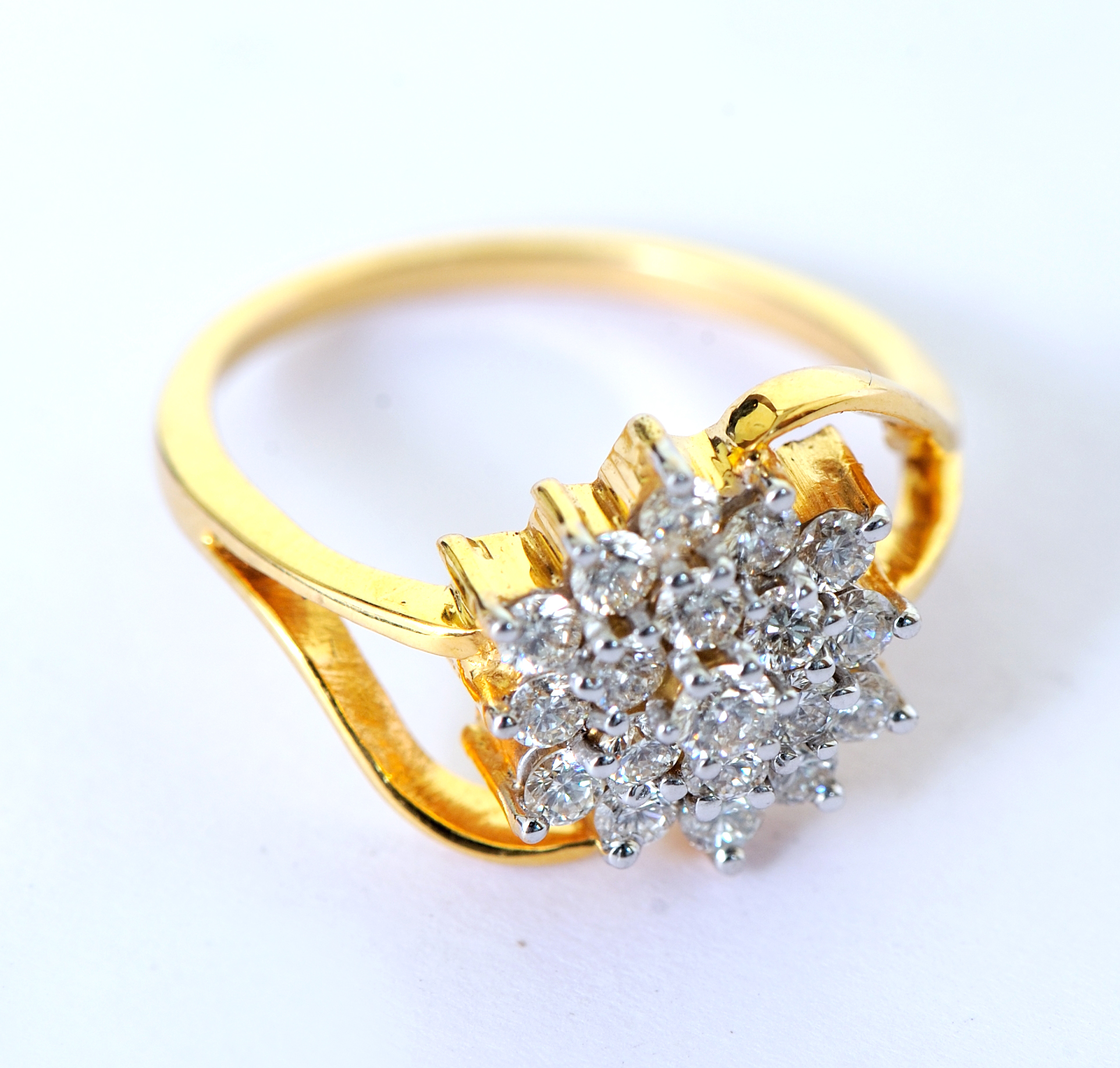 Diamond Ring-details