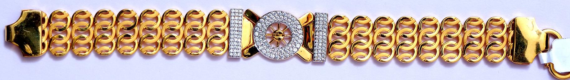 Gents Bracelet 7042